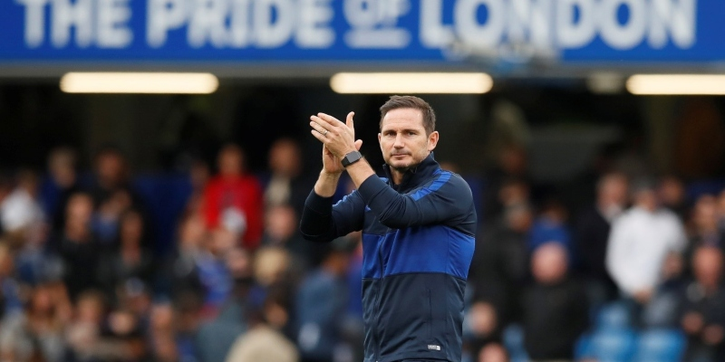 Chelsea manager Frank Lampard, Spin Sports Blog