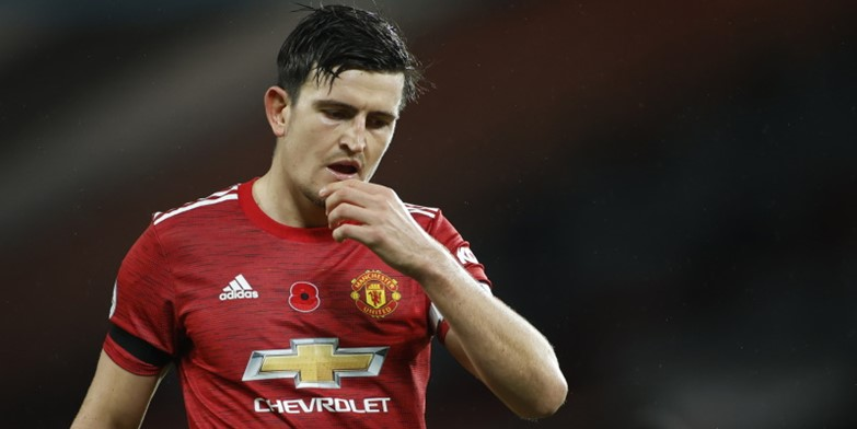 Manchester United captain Harry Maguire