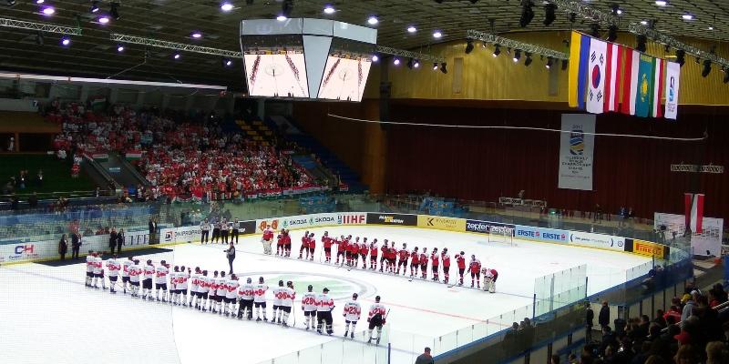 A 2017 game, Hungary Vs Austria; Spin Sports Blog