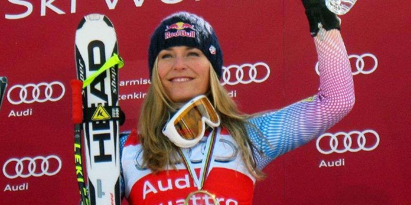 Lindsey Vonn - Spin Sports Blog