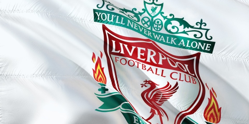 Liverpool flag; Spin Sports Blog