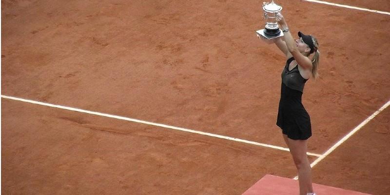 Maria Sharapova  - Spin Sports Blog