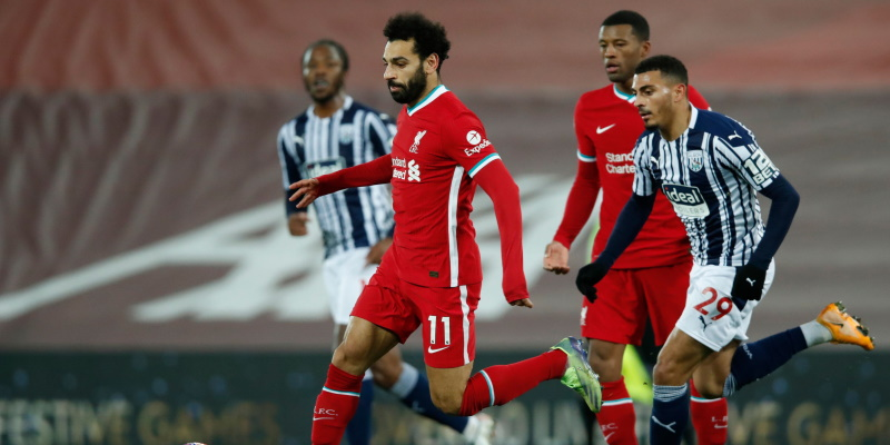 West Brom vs. Liverpool Predictions, Betting Tips and Previews