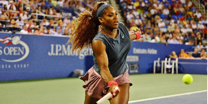 Serena Wiiliams - Spin Sports Blog