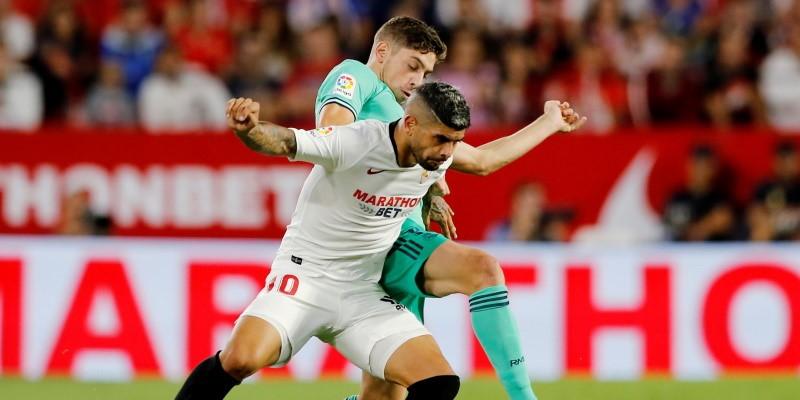 Sevilla midfielder Ever Banega, Spin Sports Blog
