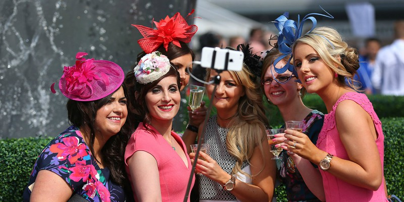 Ladies Day beim Grand National