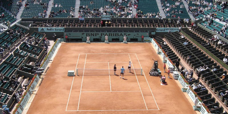 The French Open is part two of the Grand Slam