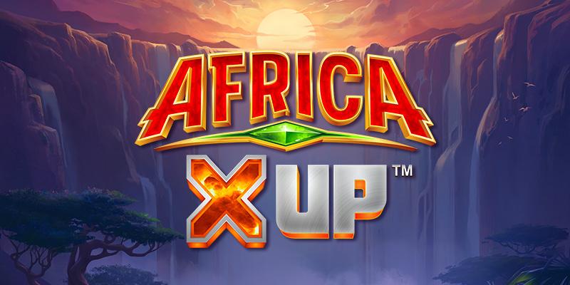 L'impressionnante machine à sous Africa X UP™ de Microgaming