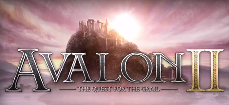 Avalon II game logo