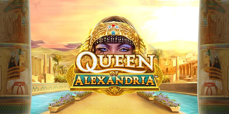 Queen of Alexandria machines à sous en ligne