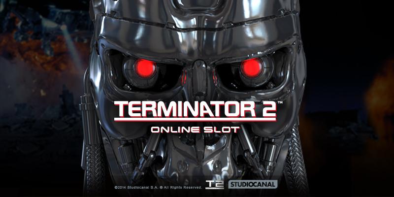 Terminator 2 machines à sous en ligne