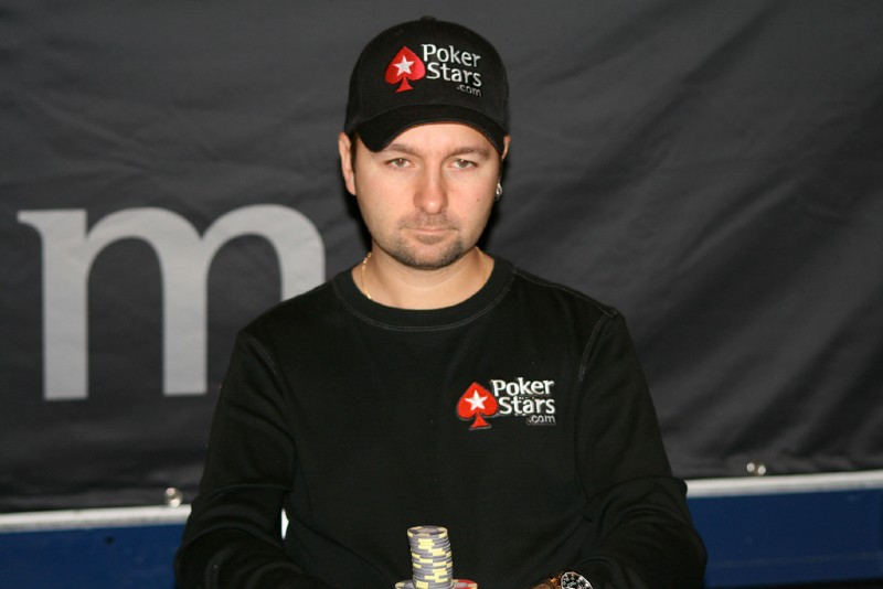 Top Canadian Poker Pro Daniel Negreanu. Photographer