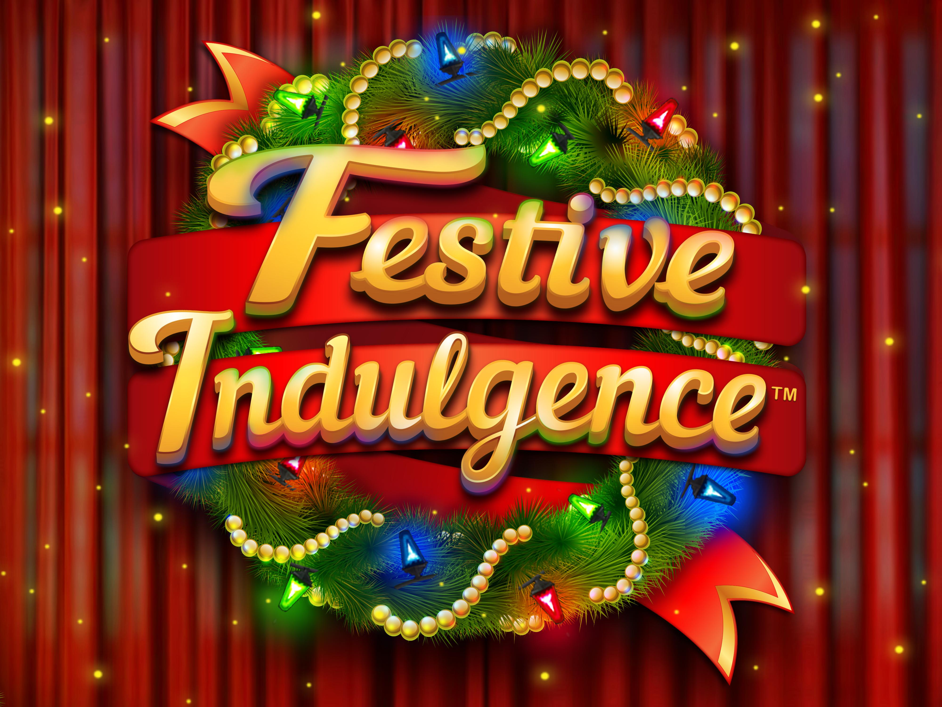 Festive Indulgence game logo