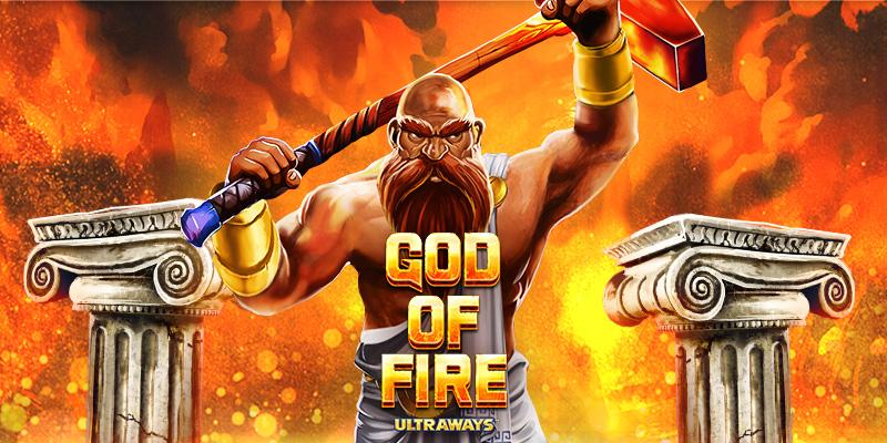 Machine à sous God of Fire