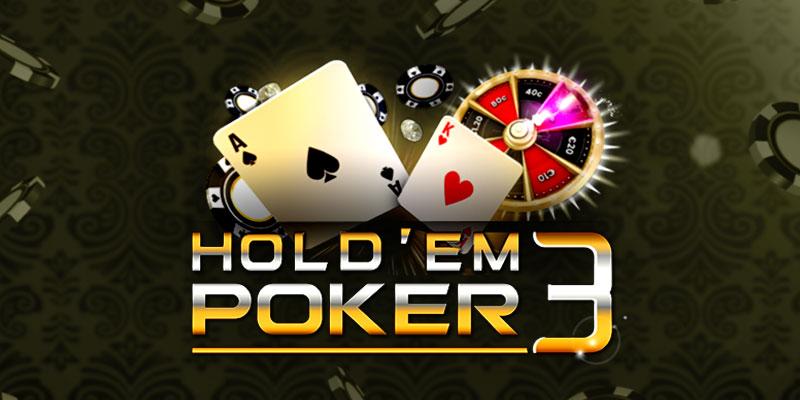 Hold'Em Poker Online Casino Game