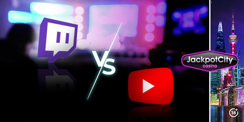 Twitch oder YouTube zum Live-Streaming?