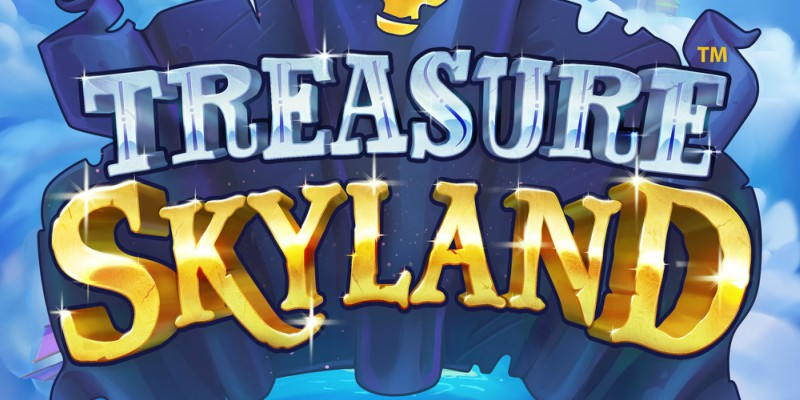 Treasure Skyland Casino Game Logo
