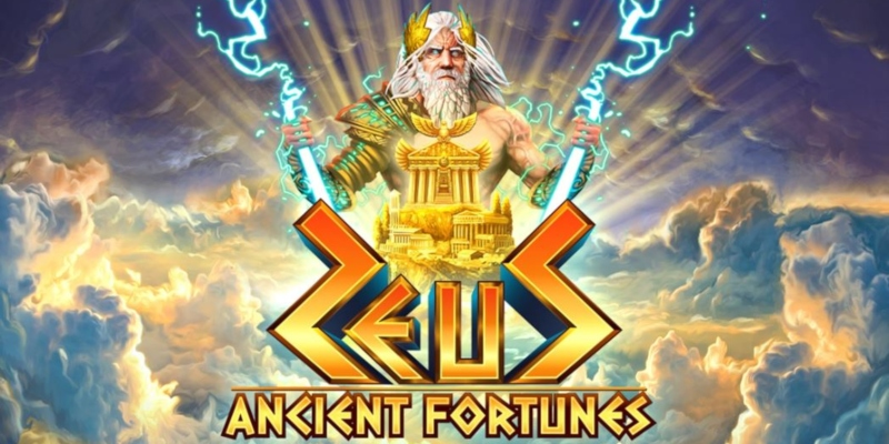 Ancient Fortunes game logo