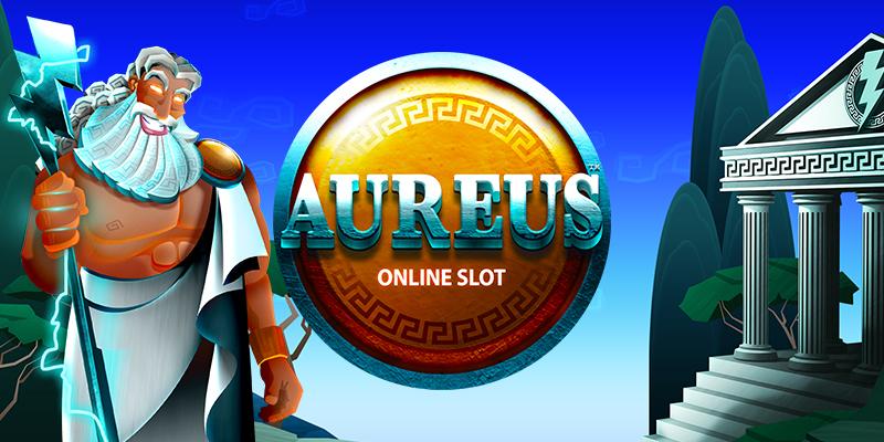 Jackpotcity Casino: Aureus™ machines à sous en ligne