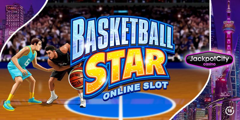オンラインスロットバスケットボールスター