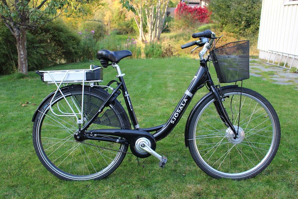 Elektrische Fahrrader