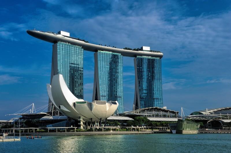 Casino Modern Architecture