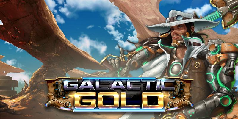 Jackpot City Casino: Galactic Gold