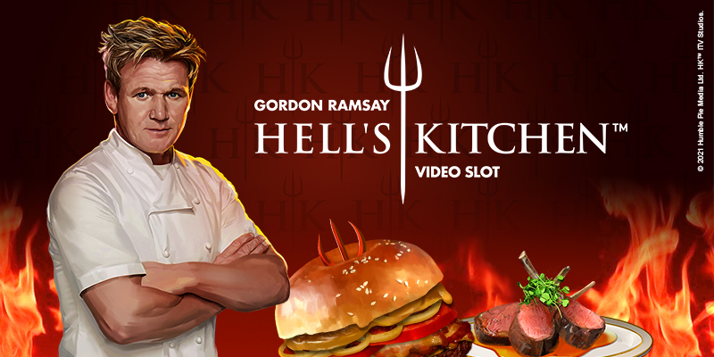 Jackpot City Casino: Gordon Ramsay Hell's Kitchen™ Video Slot