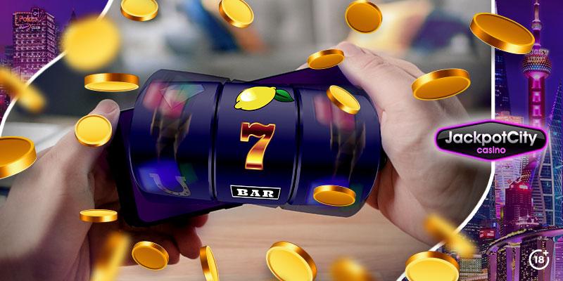 jeux de casino en ligne - JackpotCity Canada