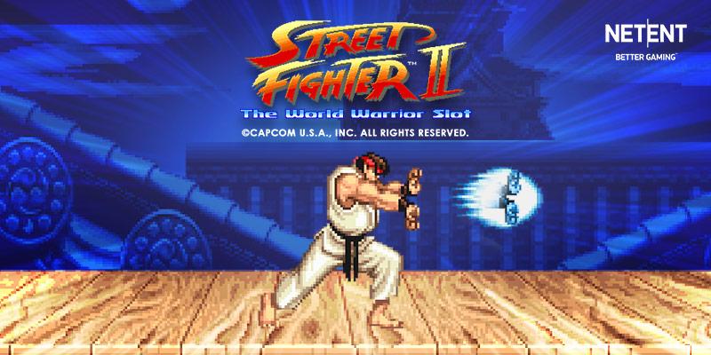 Street Fighter II Slot Prajurit Dunia
