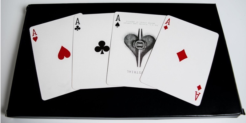 Ace equals 1 or 11 in Blackjack