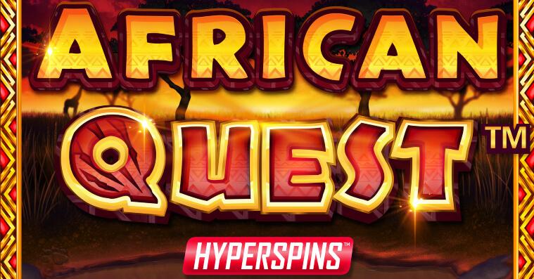 Ruby Fortune: Jogo de caça-níquel online African Quest