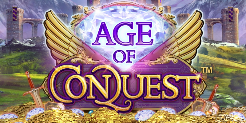 Ruby Fortune Casino: Age of Conquest Online Slot