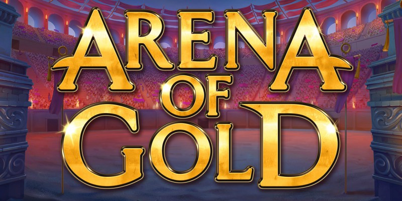 Ruby Fortune Casino: Arena of Gold Online Spielautomaten