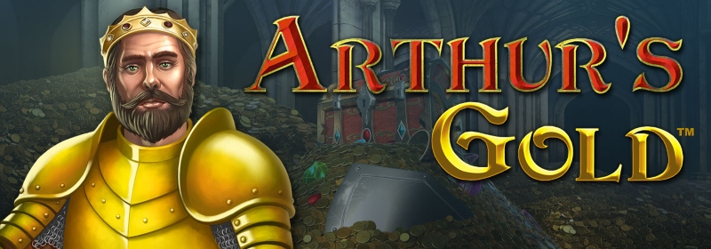 Ruby Fortune Casino: Arthurs Gold Machine à Sous en Ligne