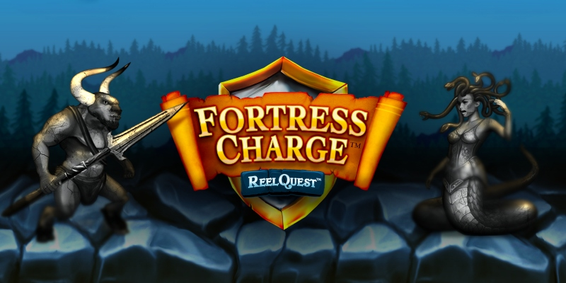 Ruby Fortune Casino: Fortress Charge Reel Quest Tragamonedas