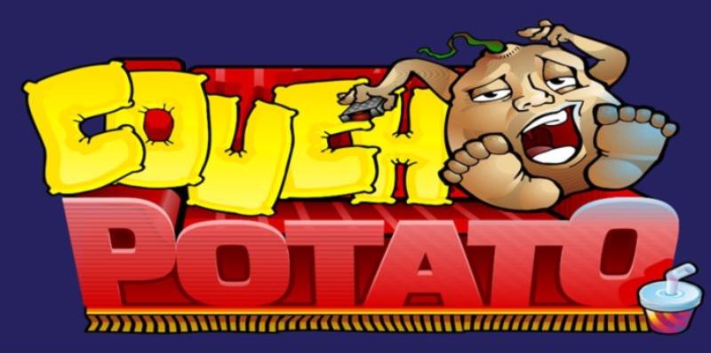 Ruby Fortune Casino: couch potato slot game