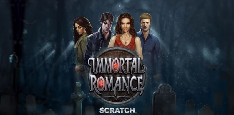 Ruby Fortune: Online Slot Immortal Romance Scratch