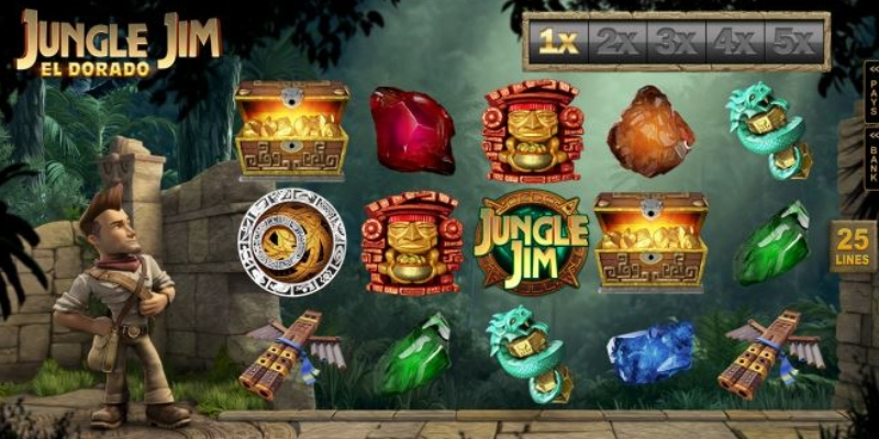 Ruby Fortune: Online Slot Jungle Jim