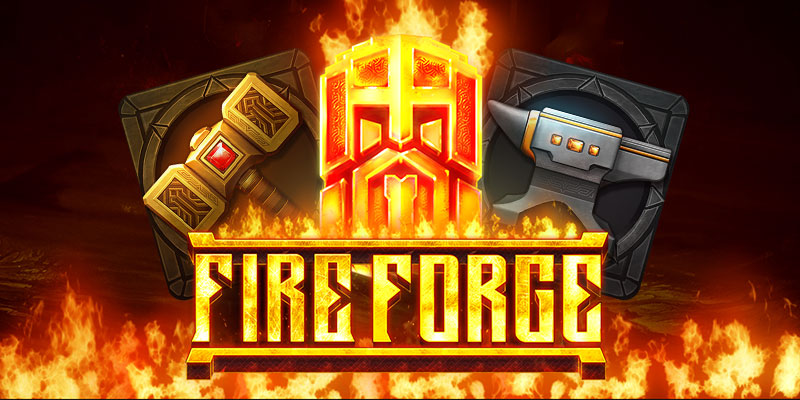 Fire Forge machines à sous en ligne