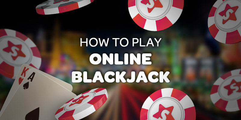 How to play online blackjack at Spin Casino