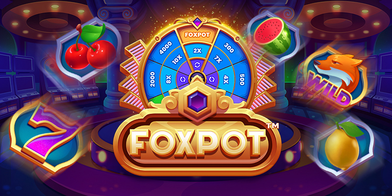Foxy Foxpot online casino slot