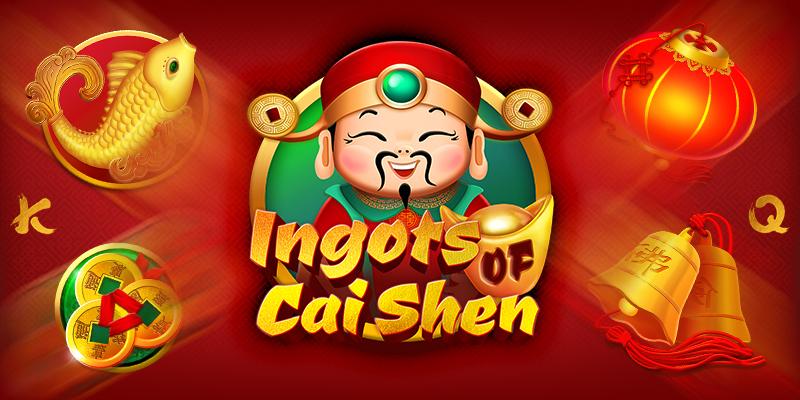Ingots of Cai Shen slot game