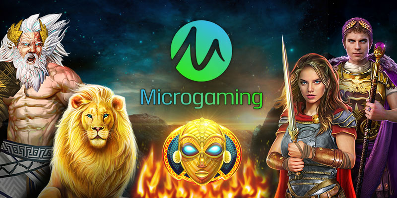 Microgaming's top slot games