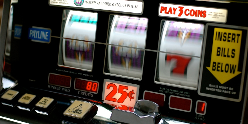 Slot machines have provided entertainment for years.