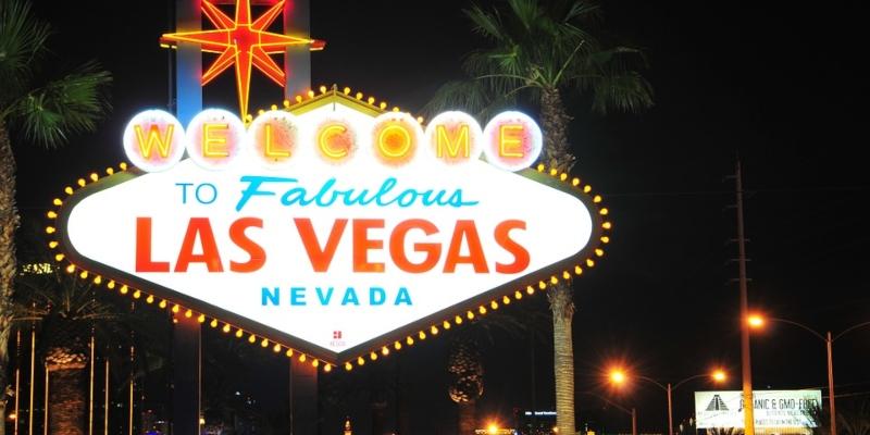 Εικόνα νέον στο Las Vegas