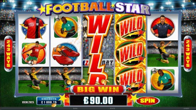 Football Star Slotspel
