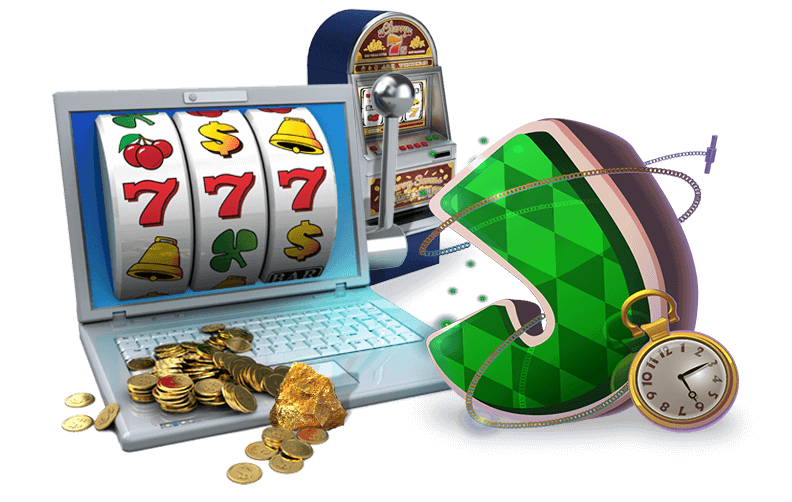 Receive a casino bonus when you play Lucky Nugget