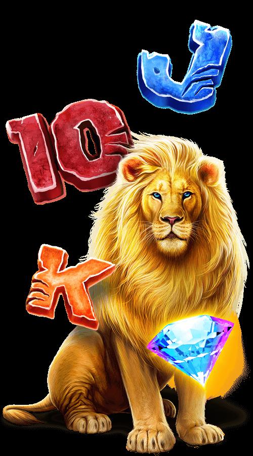 Diamond King Jackpots Slot