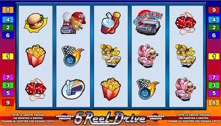 5 reel driveProva l'emozionanteslot online 5 Reel DrivealCasinò Online Voglia di Vincere!
